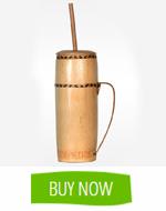 Bamboo Mug & Sipper