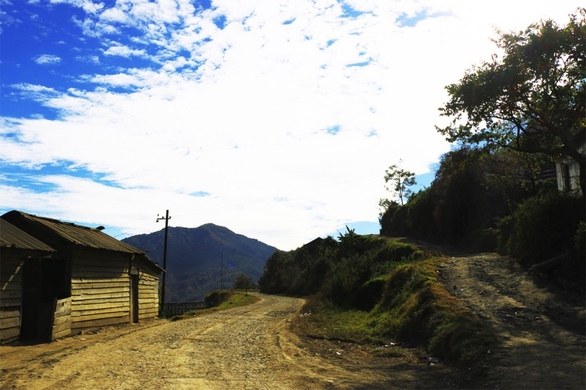 Black Pottery Nungbi Khullen village