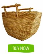 Eco-friendly Boat-Shape Handbag
