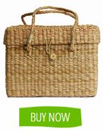 100% Biodegradable Picnic Basket